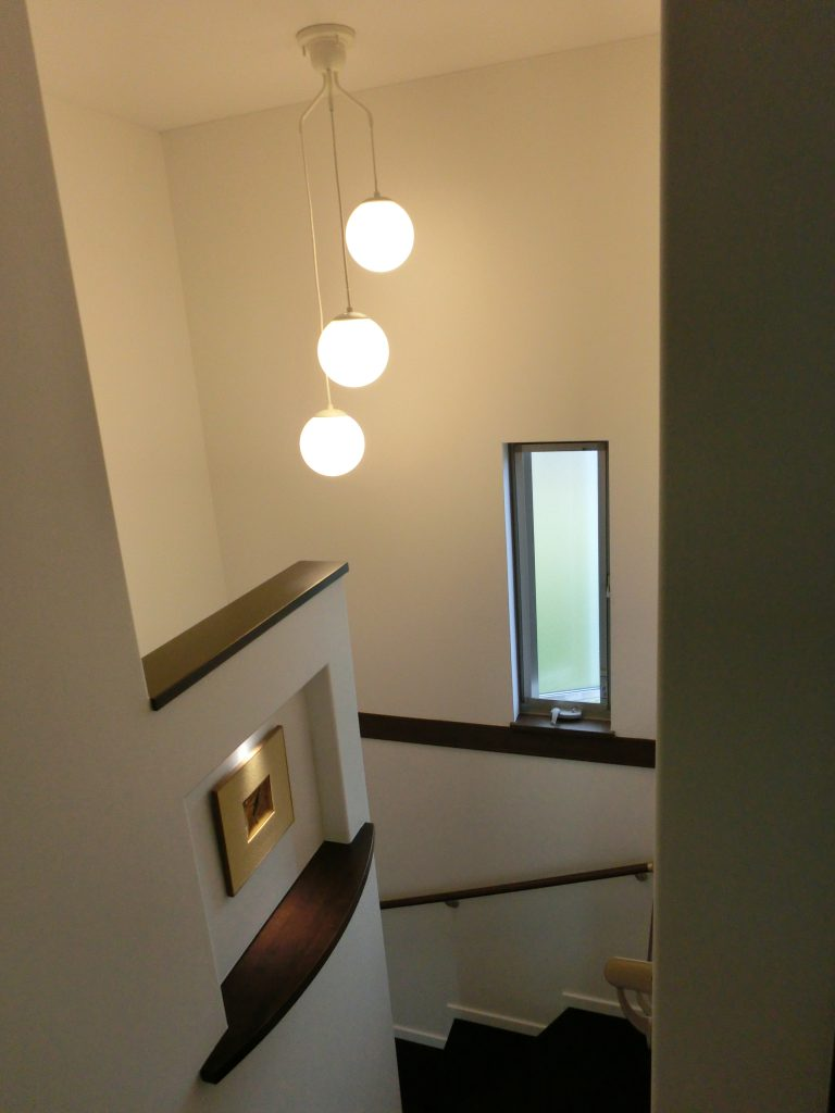 土岐市 新築 リビング 階段