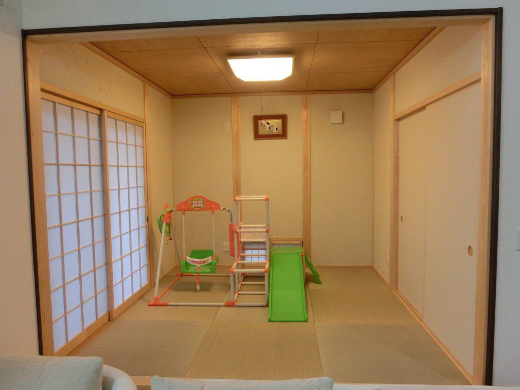 土岐市 新築 和室
