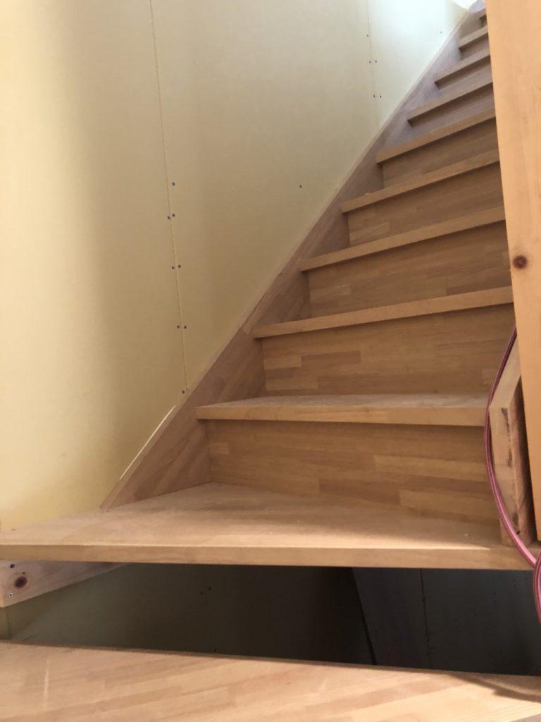 土岐市 新築 内装 階段